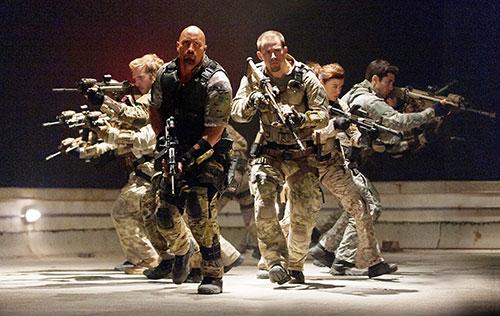 《特种部队:全面反击》之精彩看点