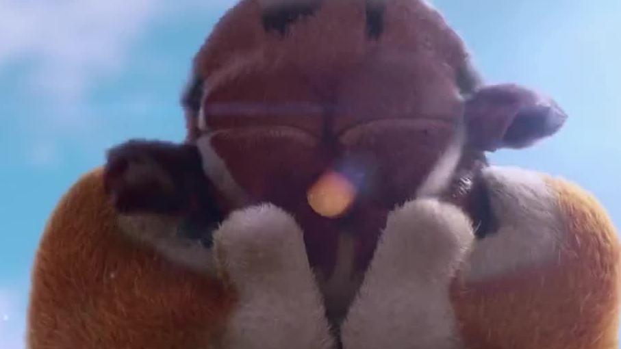 【虎皮萌企鵝】神奇動物引燃叢林危機
