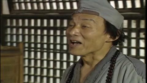 经典喜剧济公游记:老版济公游记经典插曲,这首老歌朗朗上口