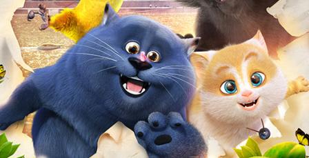 【猫与桃花源】曝终极海报预告片 打造4月最强亲子电影