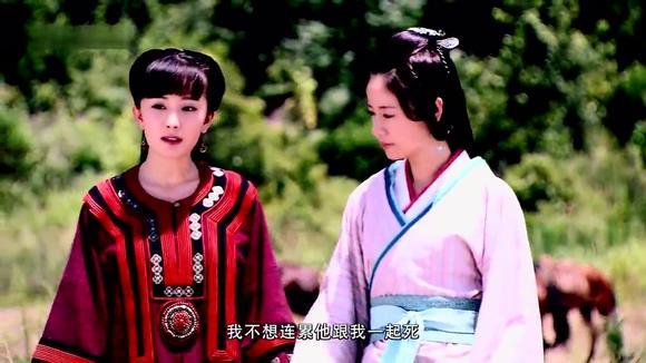 美人心计:林心如不知道杨幂会不会出卖她,她死心塌地选择代王