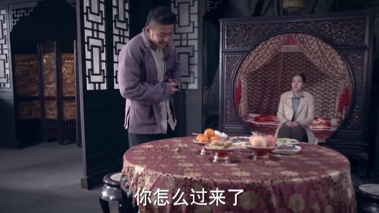 【绝路逢生】林虹宁死不嫁朱大寨主