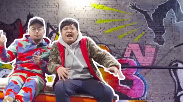 在山城重庆玩转嘻哈文化,这波freestyle,比《中国有嘻哈》还得劲儿!
