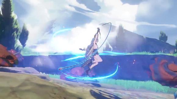 PS4 ARPG新作《碧蓝幻想Project Re:Link》第二弹PV公开