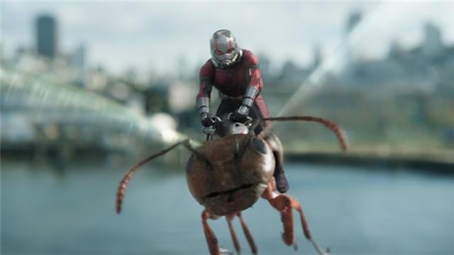 【蚁人2:黄蜂女现身】超前观影报道 蚁人黄蜂女情侣档出击