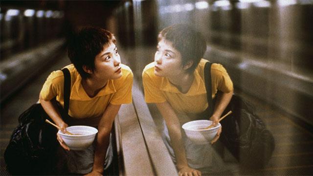 《重庆森林》一部没有剧本的电影却成为永恒经典