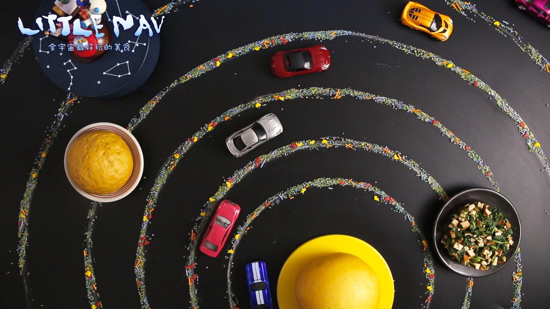 南瓜馒头的故事——土星环上赛车的速度与激情
