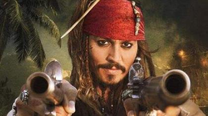 5分钟爆笑速看《加勒比海盗5》!
