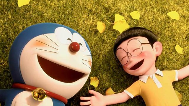 《哆啦A梦:伴我同行》陪伴是最长情的告白