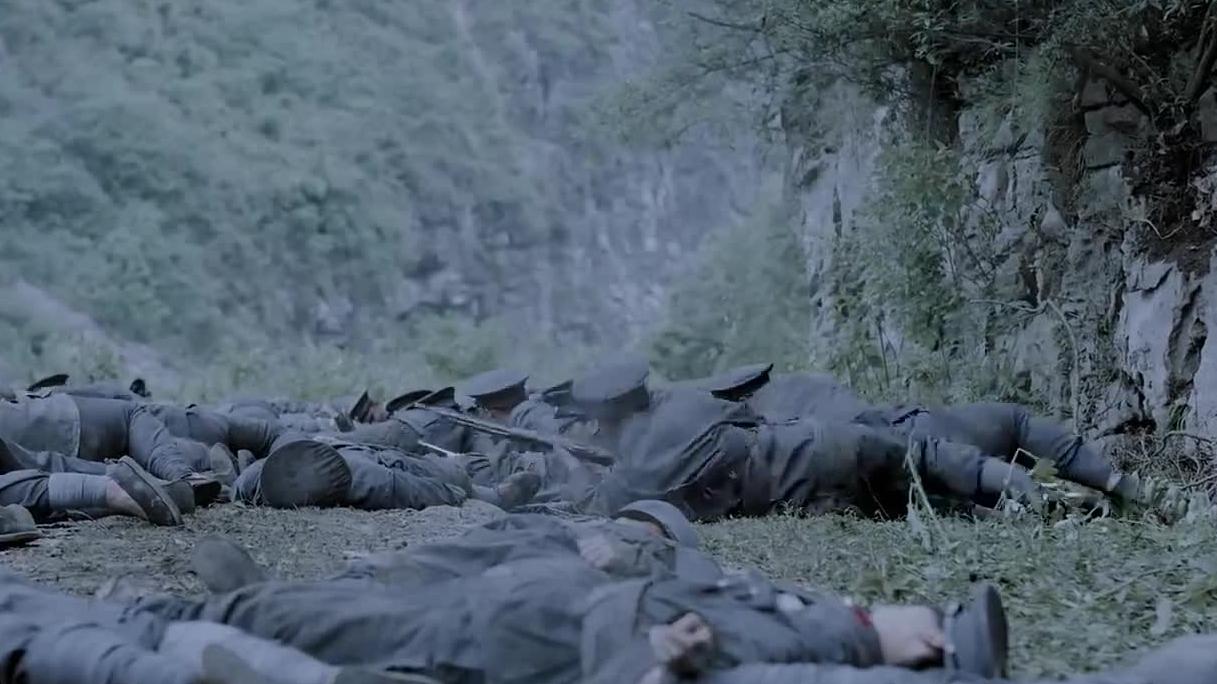 【伟大的转折】红军抢渡乌江