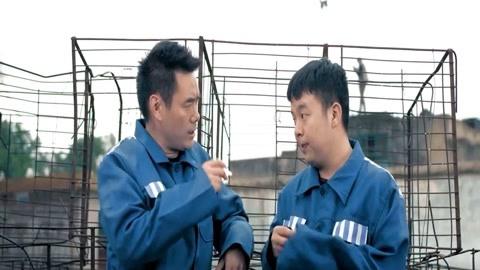 陈翔六点半 猪小明这是模仿监狱风云呐