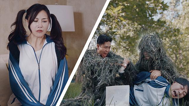 《陈翔六点半》 欺负女同学算什么东西,有本事别交作业!