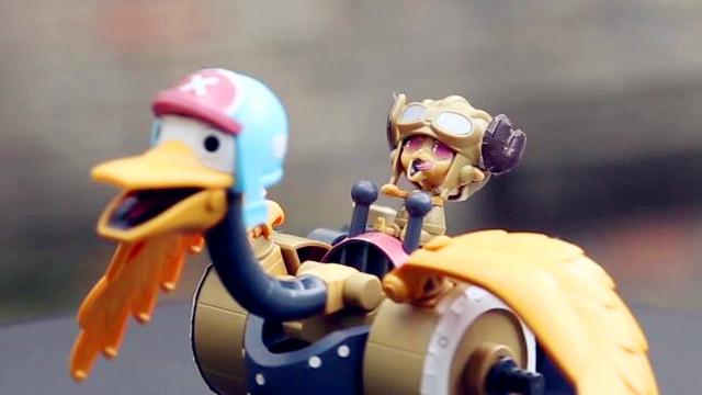 【1001个玩意儿】合体变身!海贼王的乔巴大电影