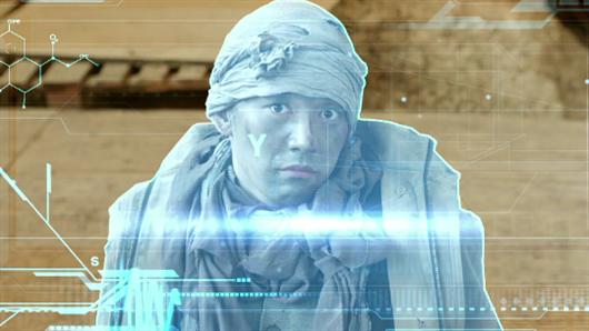 【拯救人类】先导概念片 末日战士发现机器人女友