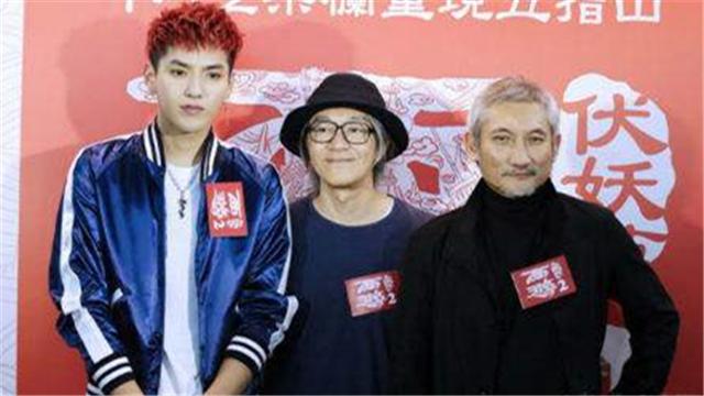 《西游伏妖篇》再创华语片票房纪录 吴亦凡赞周星驰