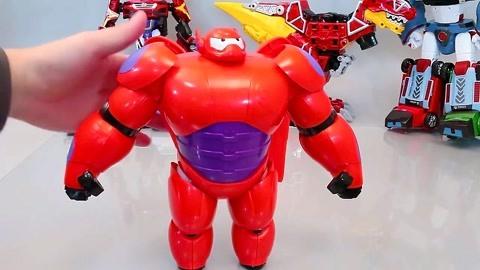 《超能陆战队》大白装甲玩具