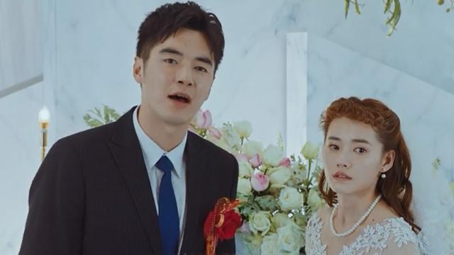 【我们的四十年】西城孩子被直接带到婚礼现场!