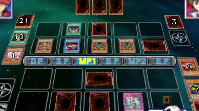 游戏王gx:比赛模式vs明日香
