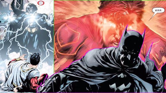 正义联盟当中谁是老大?关键时刻的团队MVP是谁?DC招牌蝙蝠侠