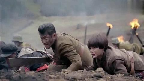 战昆仑:为了拿下昆仑关,辛烈和队友炸掉鬼子坦克!