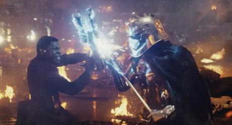 【星球大战:最后的绝地武士】中国版预告 光明与邪恶之战一触即发