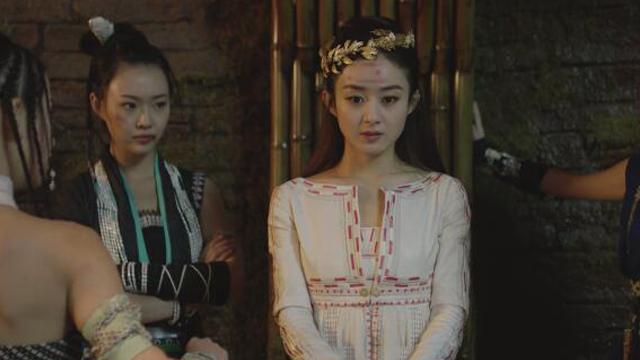 【西游记女儿国】赵丽颖掌掴冯绍峰虐哭八戒