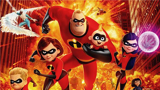 【超人总动员2】超前观影报道 超人家庭组团归来