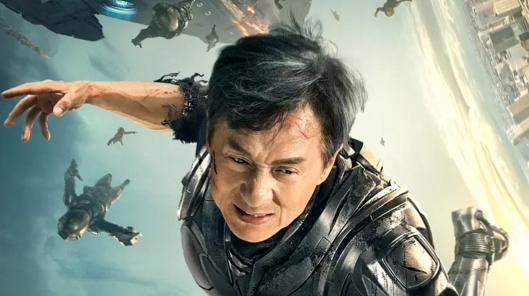 【机器之血】更成龙、更冒险、更搏命,成龙力荐IMAX 3D版