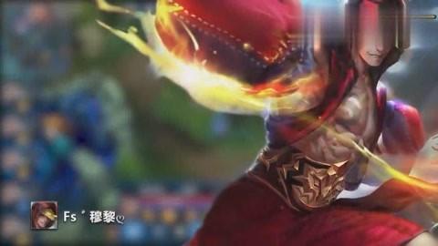 王者荣耀:一拳超人?达摩一拳灭团!