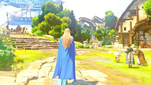 PS4新游戏:《碧蓝幻想》试玩演示视频发布!(日式ARPG)