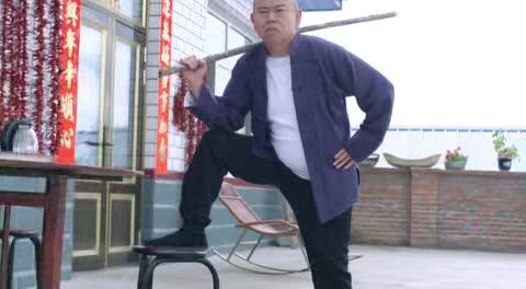 《双喜盈门》方亮帮合适 潘长江长棒打亲儿子