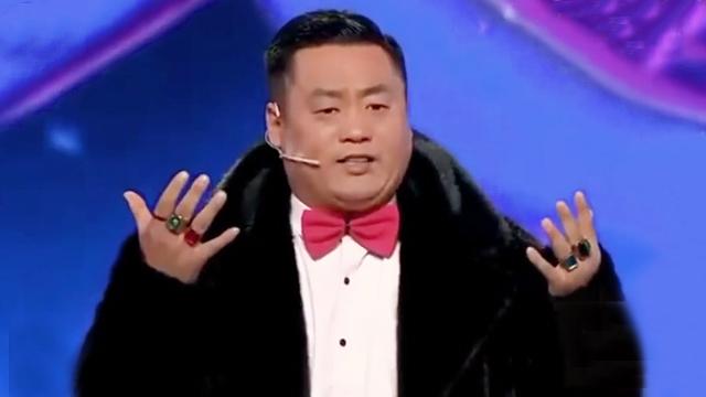 宋晓峰这个大土豪参加非诚勿扰 太搞笑了!