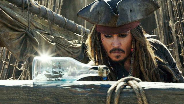【加勒比海盗5】杰克VS萨拉查大厮杀