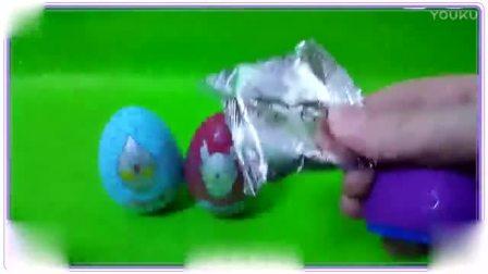 儿童玩具小羊肖恩与蜡笔小新一起拆奇趣蛋玩具,海尔兄弟 超级玛丽