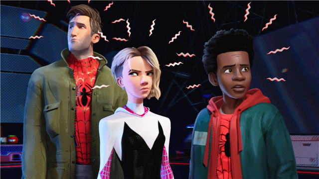 【蜘蛛侠:平行宇宙】巴西漫展 荷兰弟频繁爆料现场观众沸腾
