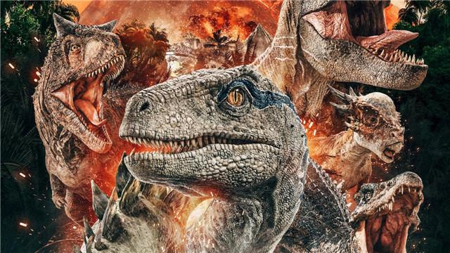 【侏罗纪世界2】带你身临其境重返恐龙世界