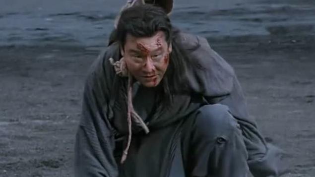 梁家辉养赤焰金龟报仇,刘德华用来对付他,梁家辉活活被烧死