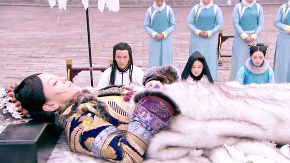 皇太极关键时刻还是挺明智的 不会为了海兰珠 而毁了大清!