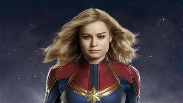 惊奇队长预告上线!光速飞行能量爆炸,不愧是漫威最强英雄