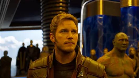 """【银河护卫队2】绚丽开画 IMAX零点场限时闪映""""双大片"""""""
