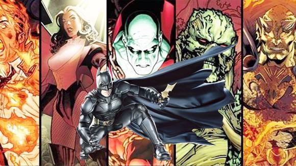 《正义联盟》魔法英雄有哪些?4分钟解读暗黑正义联盟!