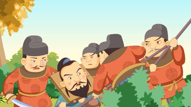 049 水浒传 智取玉麒麟