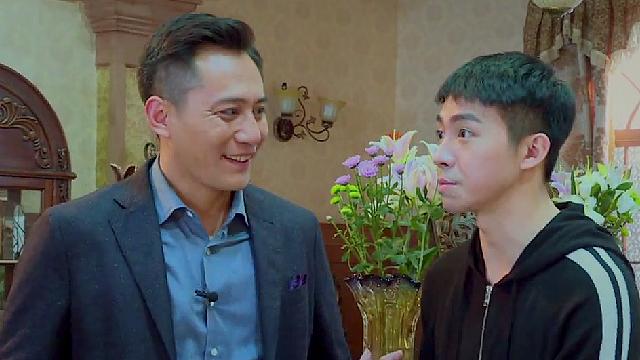 《伪装者》花絮:俞灏明视频求助张翰 刘烨胸有成竹