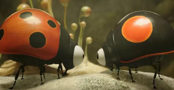 【昆虫总动员2】昆虫梦之队欢乐集结