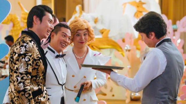电影《李茶的姑妈》首映会 延续爆笑与解压