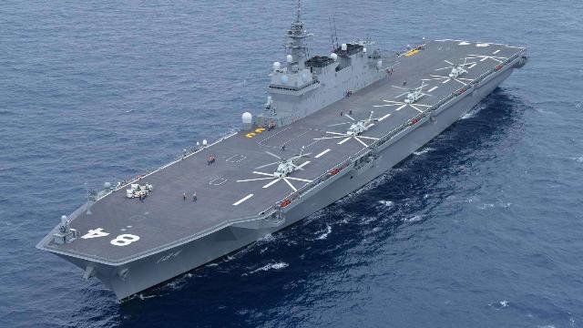 日本改造航母,美国立刻送上舰载机,珍珠港事件抛在脑后?