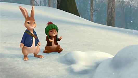 【比得兔2】我真的不喜欢冬天
