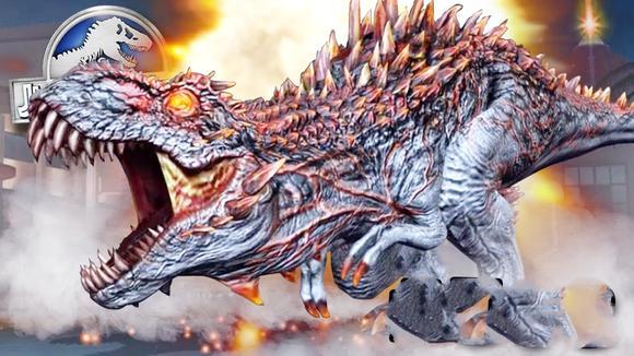 侏罗纪世界游戏 食物卡包的获取 恐龙公园