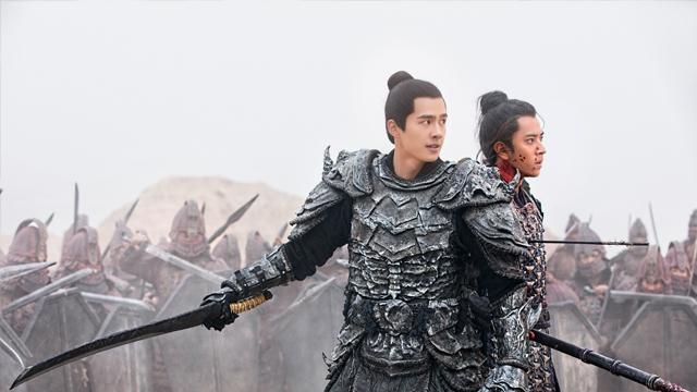 【九州缥缈录】预告片首发 刘昊然英雄列阵乱世开局