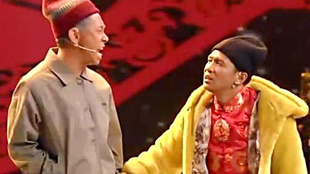 笑喷了!宋小宝致敬师父赵本山演经典小品《红高粱模特队》
